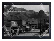 Historic Ford service station, Patman, Arizona Postcard