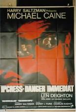 """IPCRESS Danger Immédiat"" Michaël Caine, N. Green...1965 -120x160 - TTB"