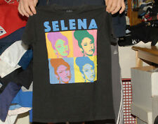Selena T shirt official merch Med RIP Ranchero Latin Pop diva psych art