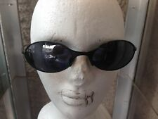 Vintage Oakley Mens Black Metal T-Wire Sunglasses Shades Bent Arms & Frames