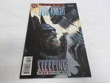 Dc Batman Legends Of The Dark Knight The Sleeping Part-3 #78 Dec.1995 7431-2(59)