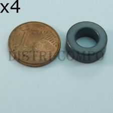 FT50-43 Tore ferrite amidon 12.7x7.14x4.8mm 400Mhz 440nH (lot de 4)