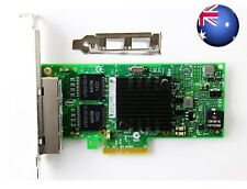 NEW Intel I350T4V2BLK PCI Express PCI E Four RJ45 Gigabit Ports Server Adapter