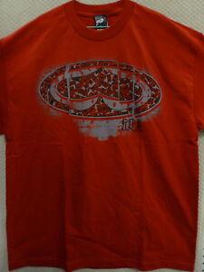 "SRH Men's T-Shirt ""Flint Lock"" -- Color Red"