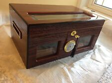 HUGE Cigar Limited Edition Desk top Humidor  Brand New