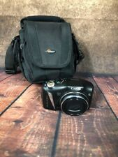 Canon PowerShot SX130 IS 12.1MP Digital Camera Black PC1562 - worked great!
