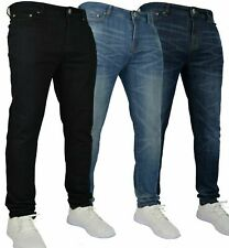 Slim fit jeans men Stretch Skinny Denim Pants Fashionable