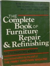 Complete Book of Furniture Repair and Refinishing