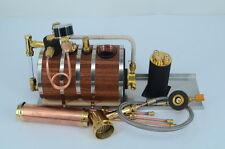 Horizontal steam boiler models Steam Engine, Live steam
