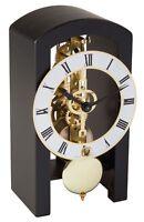 Hermle -Boston 18cm- 23015-740721 Hochwertige mechanische Tischuhr mit Schlüssel