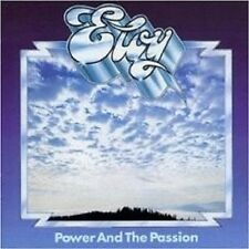 "ELOY ""POWER AND THE PASSION"" CD NEU"