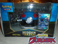 Pokemon Great Ball Collection Zoroark Card & Ball Rare Item