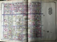 1924 Belcher Hyde Flatbush Brooklyn NY Clarendon Road - Church Avenue Atlas Map