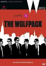 THE WOLFPACK  DVD DOCUMENTARIO