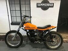 Yamaha XT500 Flat Tracker Restoration Project Barn Find Spares or repair
