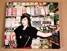"rare CD Hindi Zahra ""Handmande"" 17 tracks Unplugged bonus Mint"