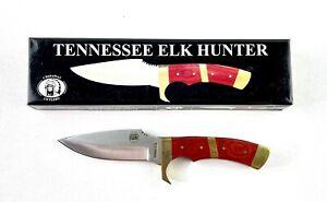 """Chipaway Cutlery Tennessee Elk Hunter CW-189CB 9 1/2"""" Blade Cocobolo NWB Sheath"""