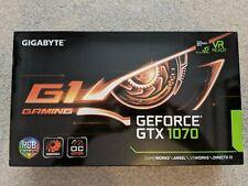 GIGABYTE GTX 1070 G1 Gaming Graphics Card 8GB