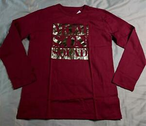 The Children's Place Boy's Matching Family Squad Graphic Tee KB7 Red Size XL