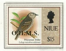 Niue, Scott O30 in MNH Condition