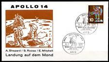 Apollo 14. Landung auf dem Mond. SoSt, Bochum. BRD 1970