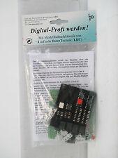 LDT SA-DEC-4-MM-B 210311 Bausatz 4fach Schaltdecoder  WT6115