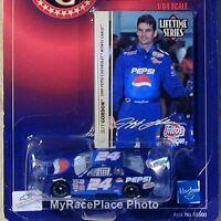 #24 Jeff Gordon 1/64 NASCAR Diecast Stock Car_1999 PEPSI MONTE CARLO LTS #2 of 8