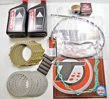 Honda TRX 400EX 1999-2004 Tusk Ultimate Comp Clutch Kit Gasket Cable Lever Oil