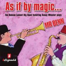 Duncan Lamont Big Band Feat Kenny Wheeler - As If By Magic... Plays Mr  (NEW CD)