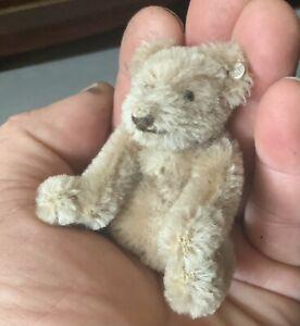 steiff miniature teddy bears