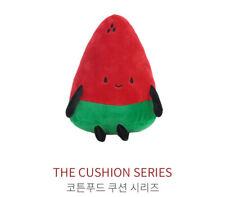 THE CUSHION SERIES  [ WATER MELON ] CUSHION 24cm / 10 inch Cotton Food Cute Doll