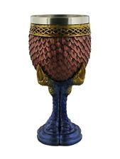 Nemesis Goblet Ruby Scale Red 16.7cm