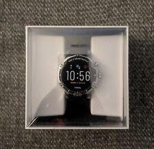 Fossil Gen 5 Smartwatch Garrett HR Black Silicone  - FTW4041 Brand New Sealed