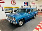 1978 Chevrolet Suburban - VERY LOW MILES - LIKE NEW CONDITION - SEE VIDEO Blue Chevrolet Suburban with 24,185 Miles available now!