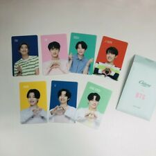 BTS X Chilsung Cider Official Lotte Photo Card  Set 7EA Limited Rare