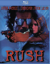 Rush (Blu-ray Disc, 2015) Brand New/Sealed, Kino Lorber, Jason Patric