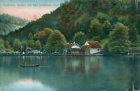Ansichtskarte Forsthaus Isenach Bad dürkheim Platz um 1900  (Nr.823)