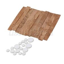 10P Clarinet Joint Cork and 17P Clarinet Pads for Instrument Replacement