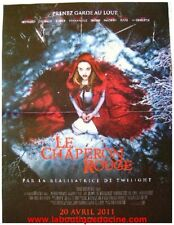 CHAPERON ROUGE Affiche Cinéma 53x40 Movie Poster GARY OLDMAN / Amanda Seyfried
