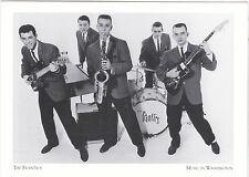 "*Postcard-""The Frantics"" -1959- @ Music in Washington (A61-1)"