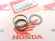 HONDA CB 400 N T A MOLLA disco Set Filtro dell'olio chassis FILTRO OLIO ORIGINALE