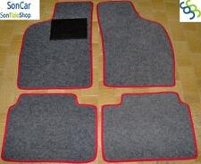 FIAT PUNTO GT 1° SERIE dal 1993 al 1995 TAPPETI AUTO 4 decori 4 block