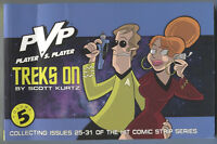 PvP Player vs Player Treks On 5 TPB GN Image 2008 FN 25 26 27 28 29 30 31
