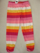 GAP KIDS Striped or Solid Pink Blue White Ruched Legging Pants NWT 6 7 8 10
