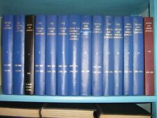 14 Hardbound Books of Critical Care Nursing Quarterly 1980-94 Trauma/ER/Surgery