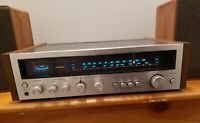Nice Vintage Kenwood KR-2400 AM-FM Stereo Tuner Amplifier Receiver Works Great!