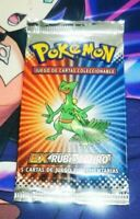 VINTAGE Pokemon EX Ruby & Sapphire Booster Pack 2003 SPANISH NEW AND SEALED