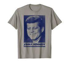 John F Kennedy T-Shirt. Vintage Jfk American President Tee Vintage Men Gift Tee