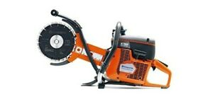 Husqvarna K760 Cut-N-Break Concrete Saw w/ Blades & Cut-N-Break Tool