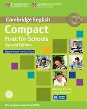 (14).COMPACT FIRST SCHOOLS (ST-KEY+CDROM)+(WORKBOOK-KEY)